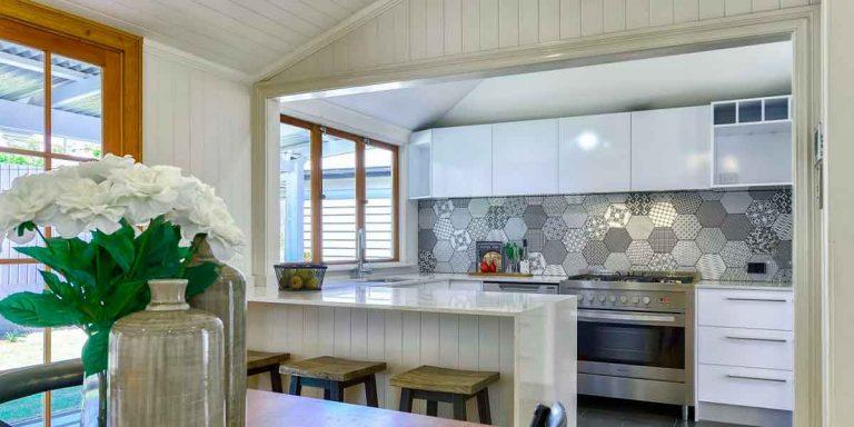 Making a Small Kitchen Seem Larger